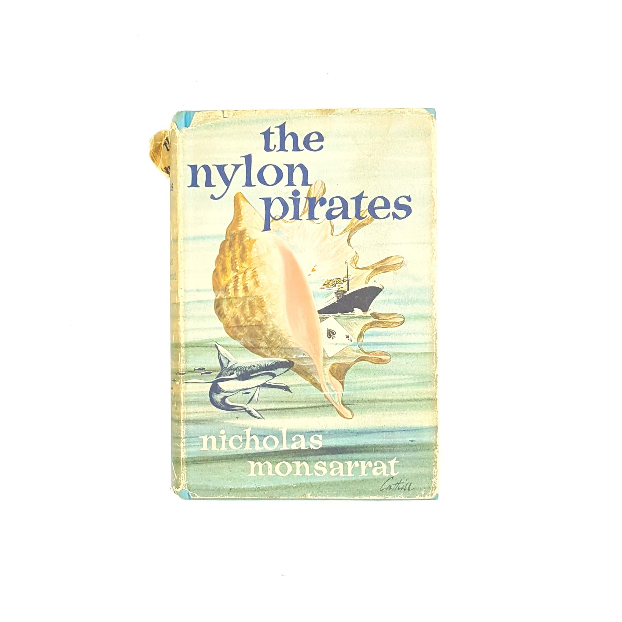 The Nylon Pirates by Nicholas Monsarrat 1960