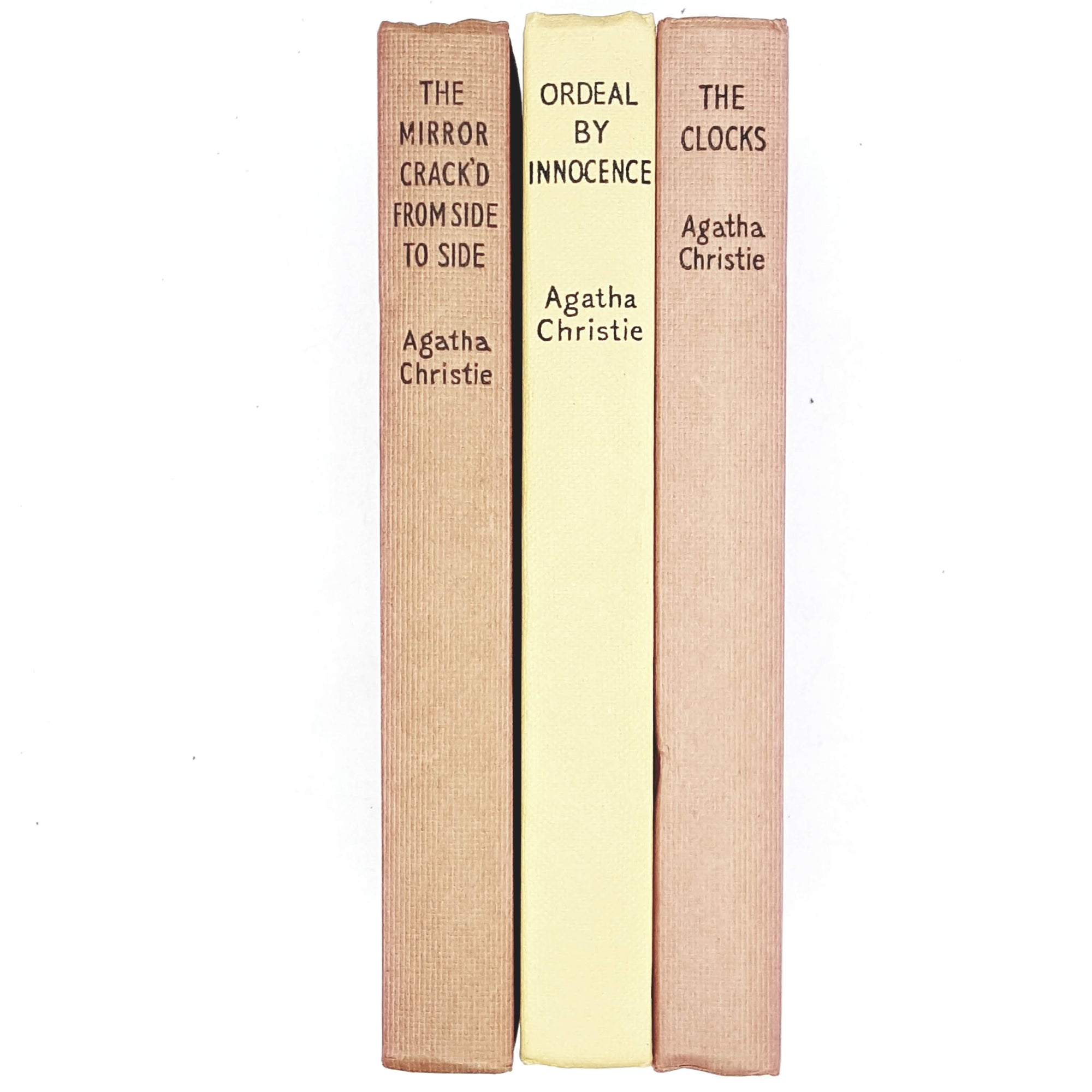 Collection Agatha Christie crime set 1959 - 1963