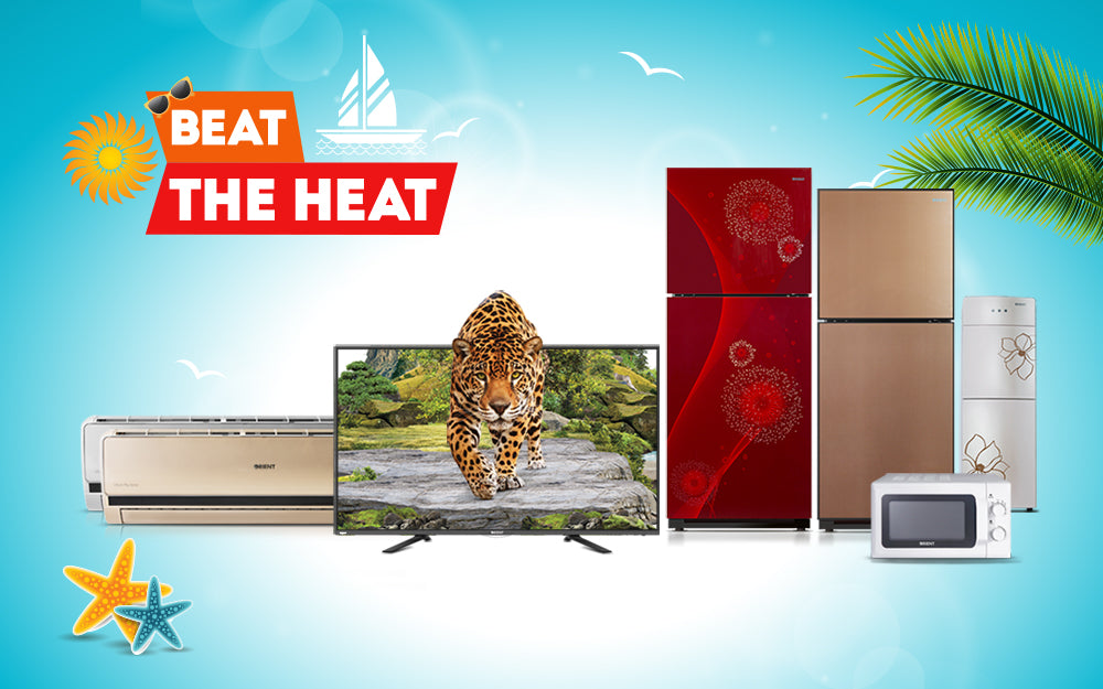 Enjoy Mega Discounts on Home Appliances with Orient's Beat the Heat Sale