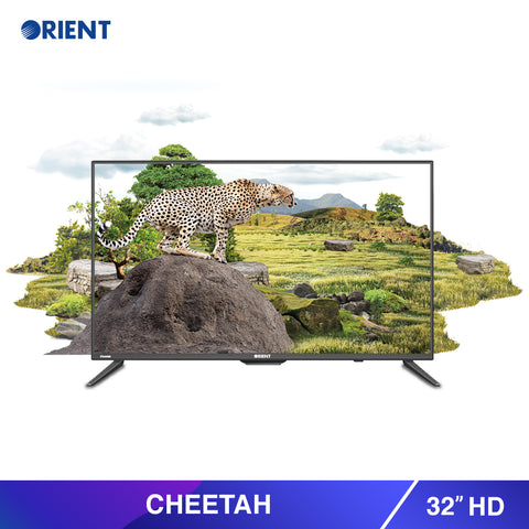 Cheetah 32 HD Crystal