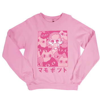 NEKONEKO CREW NECK SWEATER