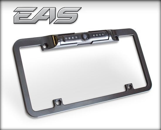 BACK-UP CAMERA LICENSE PLATE MOUNT FOR CTS & CTS2 - 98202