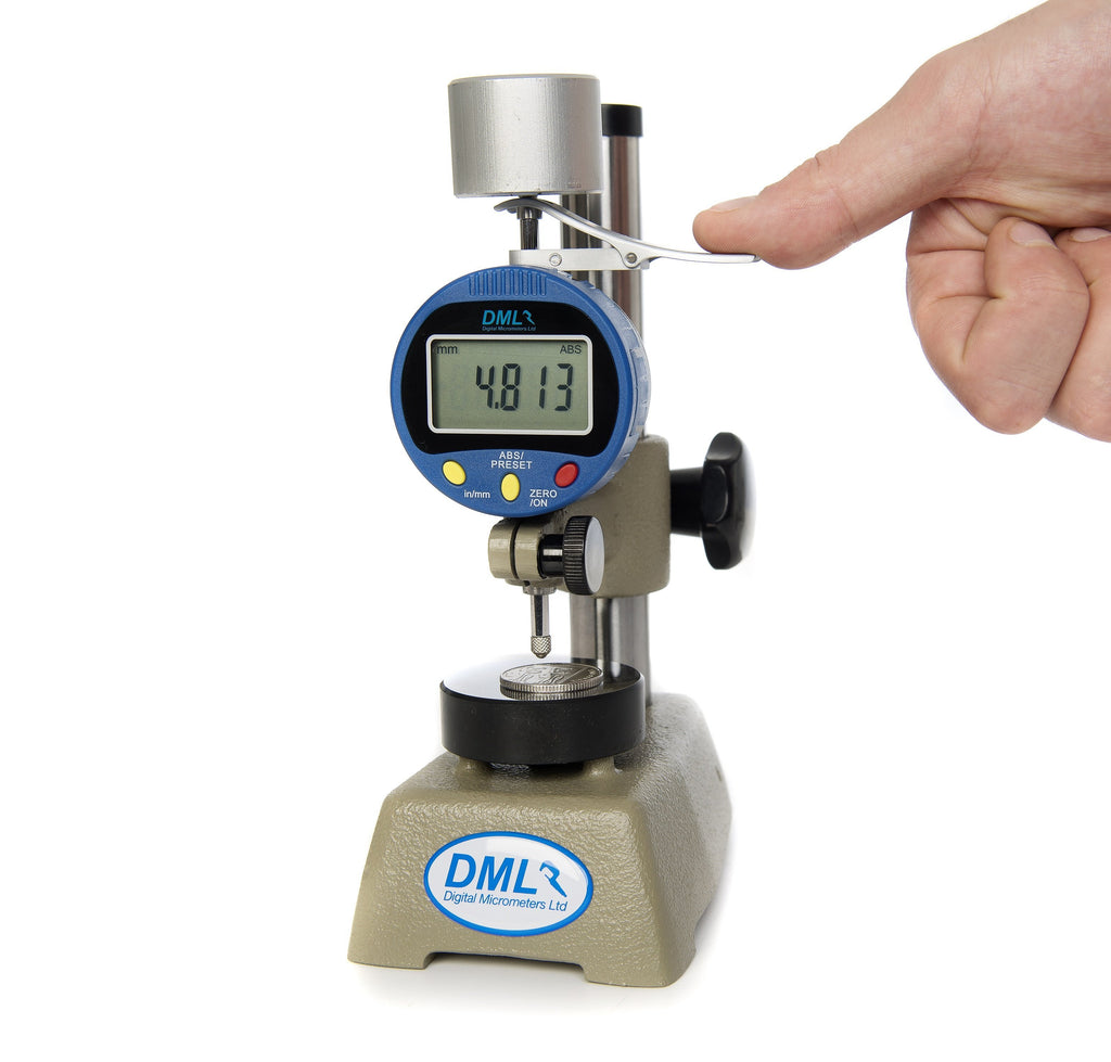 10mm Bench Thickness Gauge DML3701P7Thickness Gauges