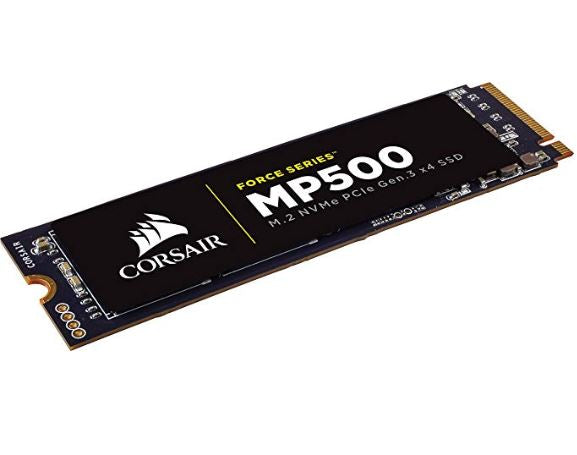 Corsair Force Series MP500 PCIe x4 Gen 3 NVMe M.2 SSD Solid State Storage (Refurbished)