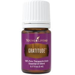 Gratitude -  5 ml Bottle - Essential Oil Blend by Young Living - Thrive Any Way
