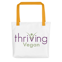 Thriving Vegan Tote bag - Thrive Any Way