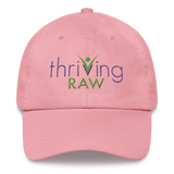 Thriving Raw, Mens and Womens Hat - Thrive Any Way