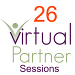 Virtual Partner Package - 26 Sessions - Thrive Any Way