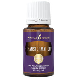 Transformation -  15 ml Bottle - Essential Oil Blend by Young Living - Thrive Any Way