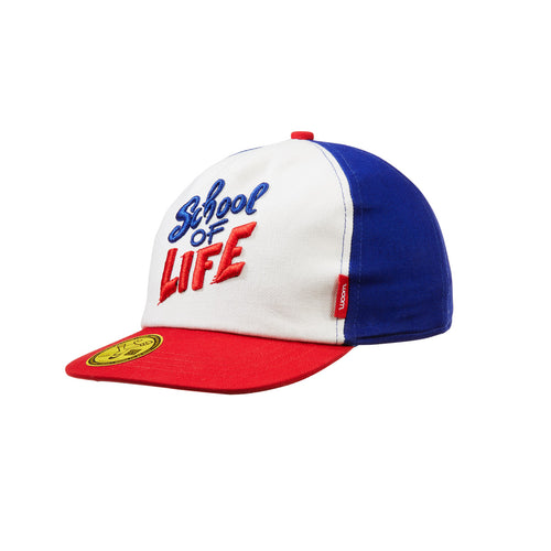 woom TRUCKER CAP SCHOOL OF LIFE