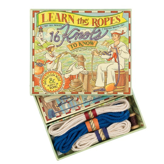 Learn The Ropes Kit