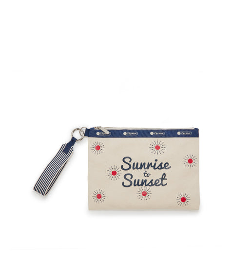 Canvas Wristlet alternative