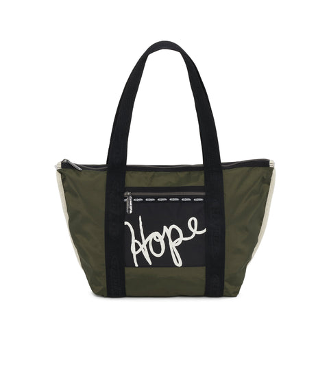 Exposed Medium Tote alternative