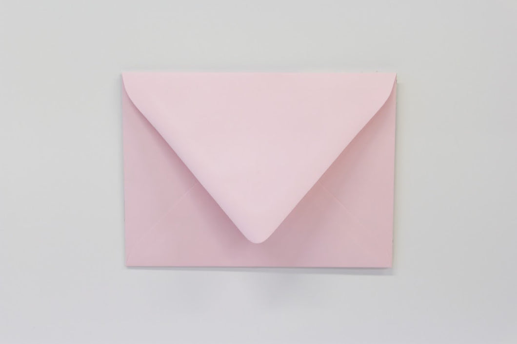 A7 Pink Lemonade Envelopes