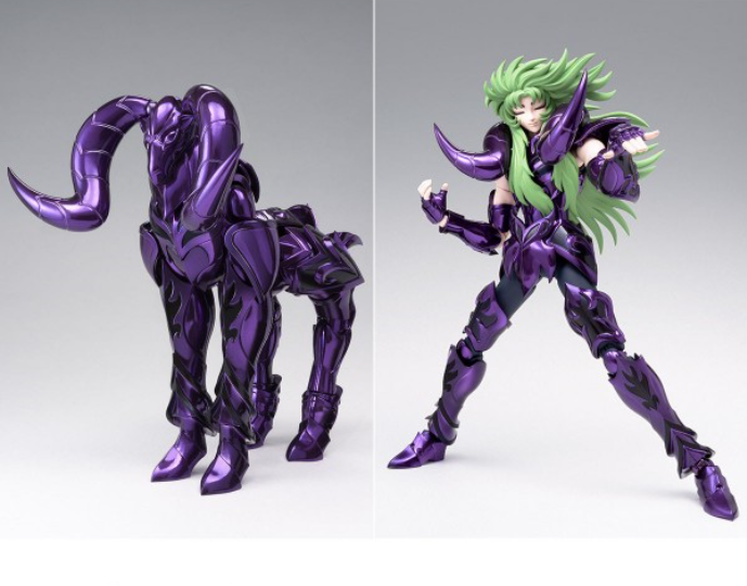 Myth Cloth Saint Seiya - Aries Shion (Surplice) & The Pope Set Limited Edition - Preventa