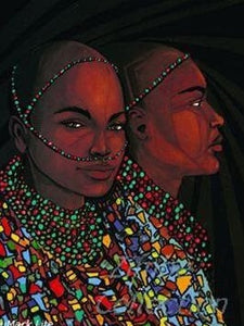 Free a Woman? Buy or Gift a Kibuuka Print, Spread the Word...