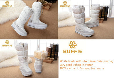 Tough Winter Snow Boots