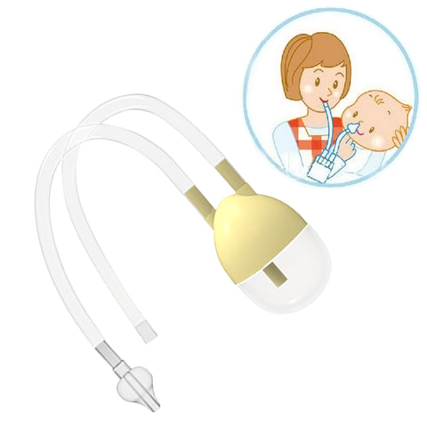 Image of Nose Vacuum Cleaner for Babies