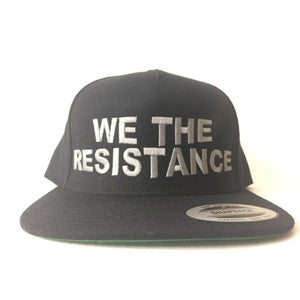 We The Resistance Hat-Chippewar-First-Nations-Artist