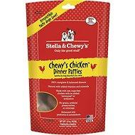 Stella & Chewy's Chicken Dinner Patties Grain-Free Freeze-Dried Dog Food for All Ages (14oz - 25oz) - Qualifies for No Minimum Order +Ship Free in Yuba City