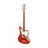 Fender Player Jaguar Bass Guitar, Pau Ferro FB, Sonic Red