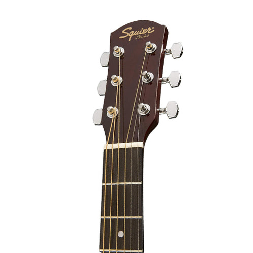 Squier SA-150 Dreadnought Acoustic Guitar, Natural