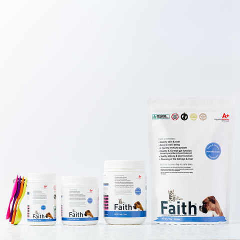 Faith's Cleanse & Detox (formerly Faith)