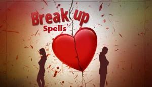 Break-up Spells in South Africa