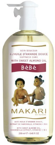 Makari Bebe Sweet Almond Oil