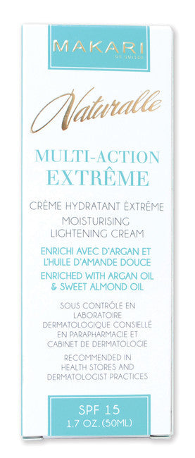 Makari Naturalle Multi-Action Extreme Moisturising Lightening Cream