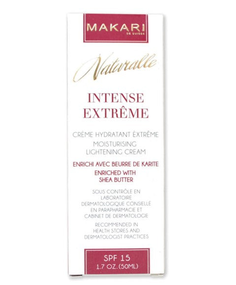 Makari Naturalle Intense Extreme Moisturising Lightening Cream