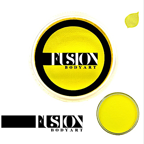 Fusion Body Art PRIME BRIGHT YELLOW 32g