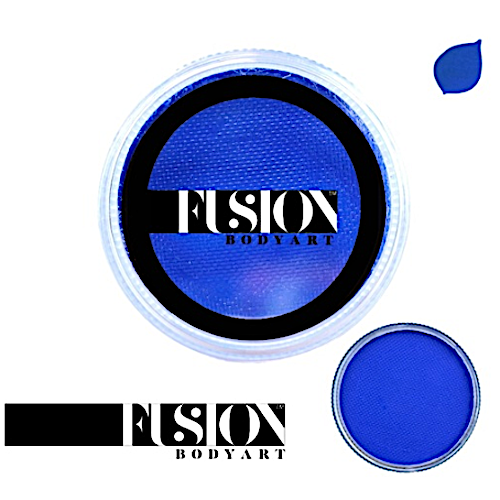 Fusion Body Art Prime Fresh Blue 32gm
