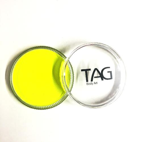 TAG Neon Yellow Face & Body Paint