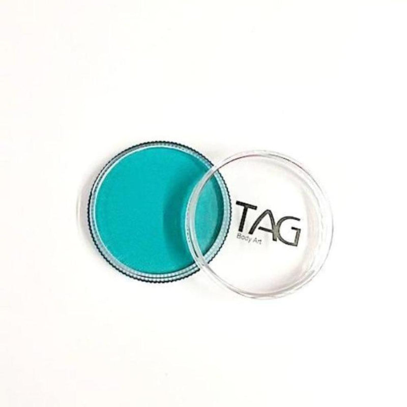 TAG Teal Face Paint