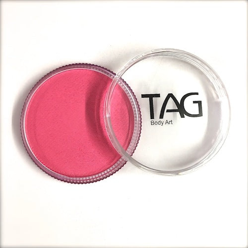 Tag Pink Face Paint