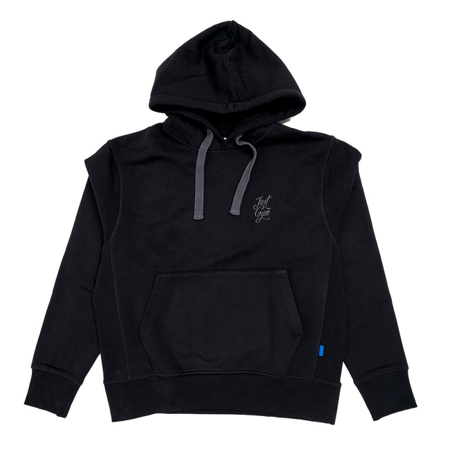 JustGym Sweathoodie - black