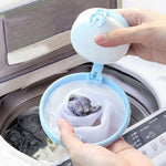 Household Merchandises Home Floating Lint Hair Catcher Mesh Pouch Washing Machine Laundry Filter Bag