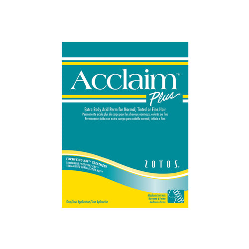 Acclaim Plus Perm Extra Body - 1 Application - Ultimate Hair and Beauty