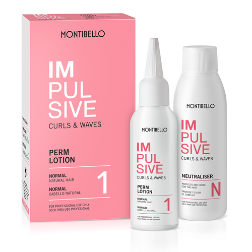 Montibello Impulsive Curls & Waves Perm Lotion 1