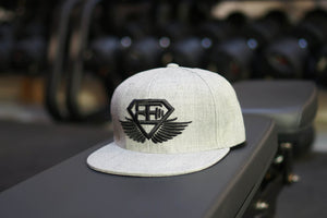 Body Engineers - BE Snapback Cap - Grey Out