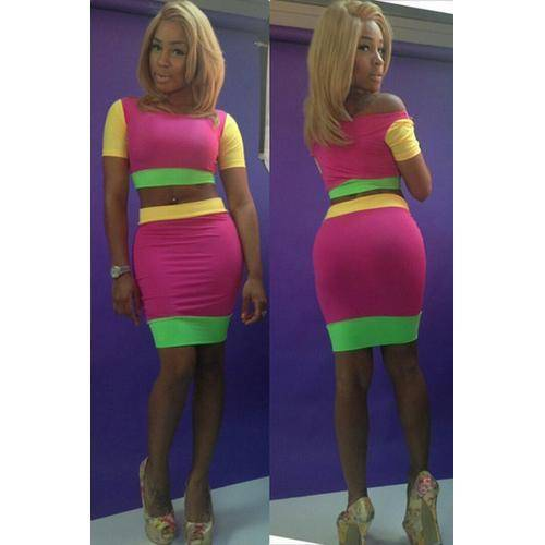 newest wholesale sexy bandage dress