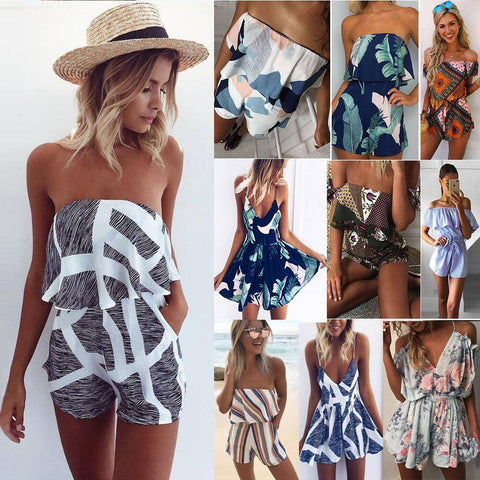 Sexy Summer Jumpsuit - Save Over 50%, Free Returns & Refunds