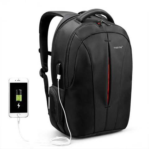 Image of Waterproof Anti-Theft Backpack