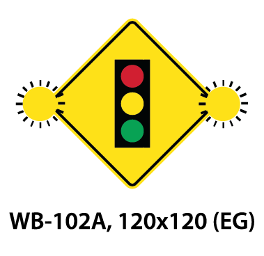 Warning Sign - WA-102A