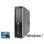HP Elite 8300 i5 4GB 320GB HDD Desktop - Ex Lease Grade A