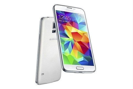 Samsung Galaxy S5 16GB White Smartphone - Pre Owned Grade A, Unlocked