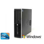 HP SFF 8200 Elite i7 8GB 500GB HDD Desktop - Ex Lease Grade A