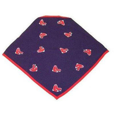Boston Red Sox Dog Bandana-DOG-Hunter-SMALL-Pets Go Here bandana, dc, hunter, l, m, m/l, red, s, s/m, sports, sports bandana, xl, xs Pets Go Here, petsgohere