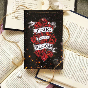 Ink in the Blood (02/2020) by Kim Smejkal